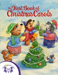 Cover My First Book of Christmas Carols