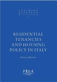 Cover Residential Tenancies and Housing Policy in Italy