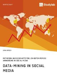 Cover Data-Mining in Social Media