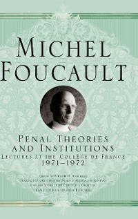 Cover Penal Theories and Institutions