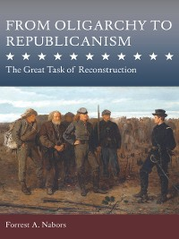 Cover From Oligarchy to Republicanism