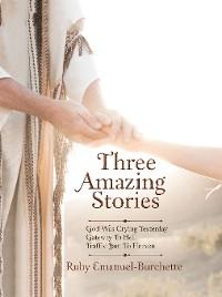 Cover Three Amazing Stories