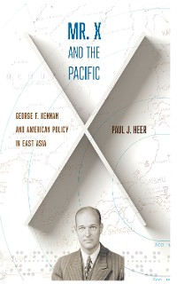 Cover Mr. X and the Pacific