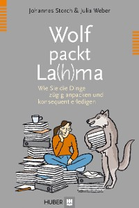 Cover Wolf packt La(h)ma
