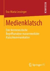 Cover Medienklatsch
