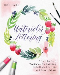 Cover Watercolor Lettering