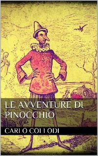 Cover Le avventure di Pinocchio