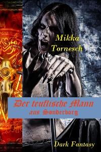 Cover Der teuflische Mann aus Sønderborg
