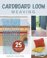 Cover Cardboard Loom Weaving