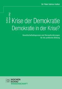 Cover Krise der Demokratie - Demokratie in der Krise?