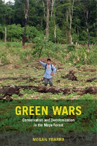 Cover Green Wars