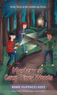 Cover Mystery at Camp Piney Woods