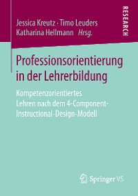 Cover Professionsorientierung in der Lehrerbildung