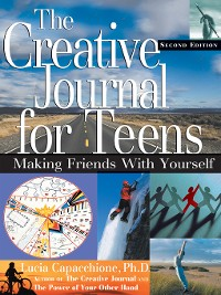 Cover The Creative Journal for Teens