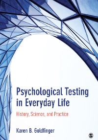 Cover Psychological Testing in Everyday Life