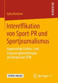 Cover Intereffikation von Sport-PR und Sportjournalismus