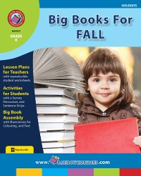 Cover Big Books For Fall Gr. K