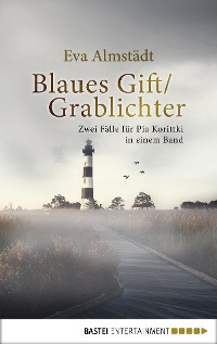 Cover Blaues Gift / Grablichter