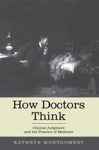 Cover How Doctors Think