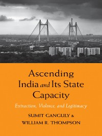 Cover Ascending India and Its State Capacity