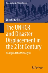 Cover The UNHCR and Disaster Displacement in the 21st Century