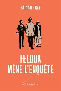 Cover Feluda mène l'enquête