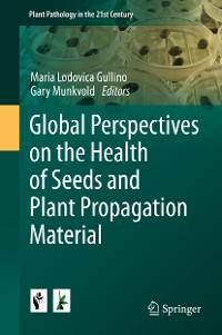 Cover Global Perspectives on the Health of Seeds and Plant Propagation Material